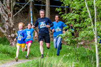 Odlo 11k 5k and family run gallery 1